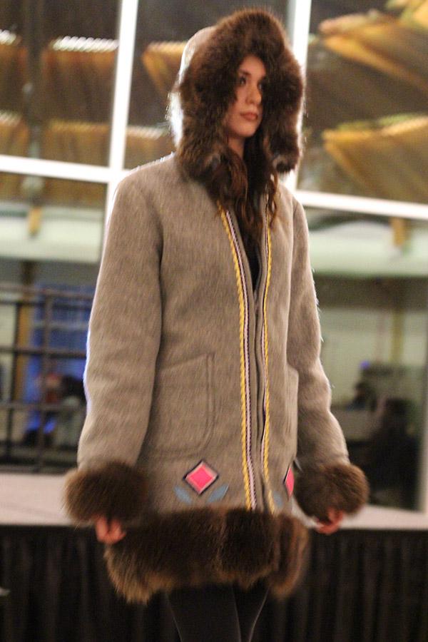 HB style coat