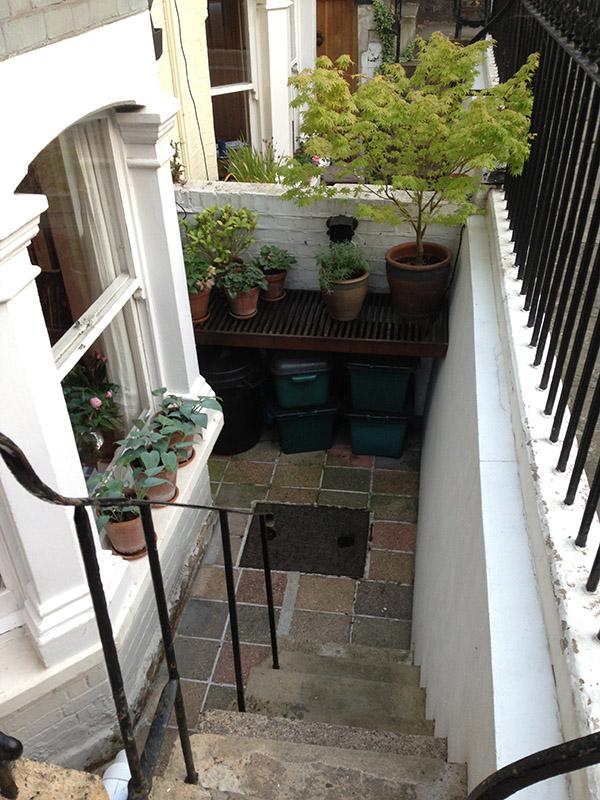 Front doorways and entrances for Basement entrances