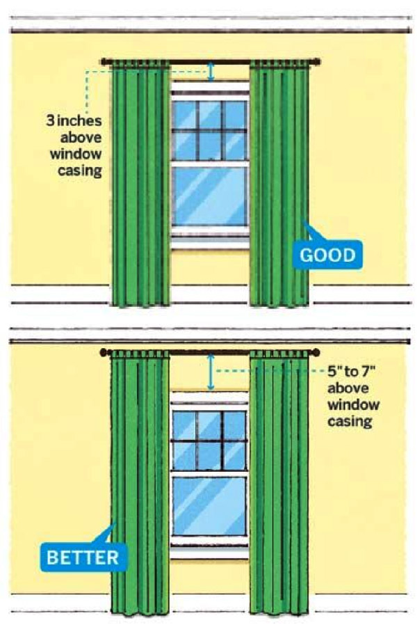 Design Tips Adding Curtains Part One