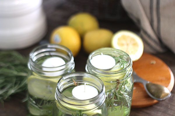 3 white jars