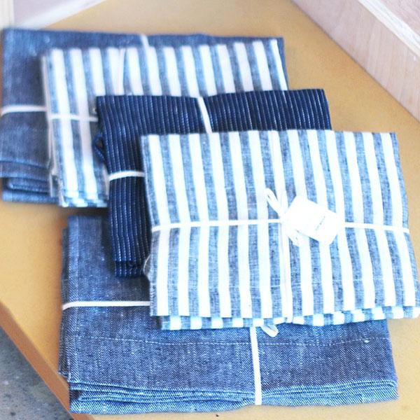 textiles blue