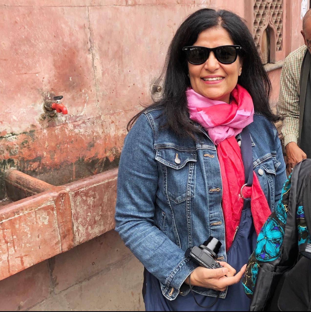 Chawndi Chawk, Old Delhi