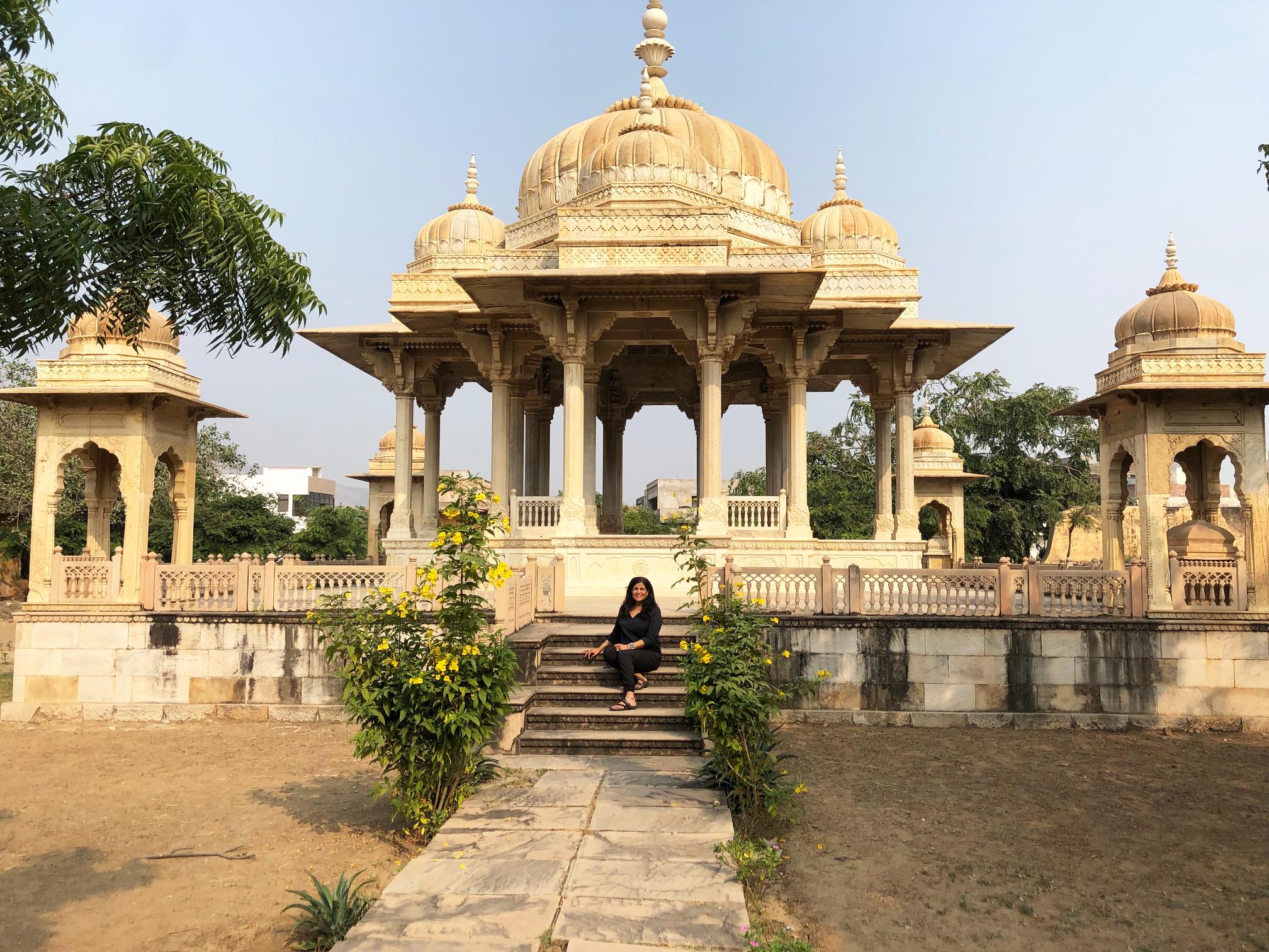Maharaniyon ki Chaatriyan Park, Jaipur